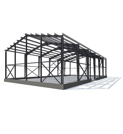 фото проекта склада
