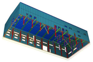 Проектирование КМД металлоконструкций
